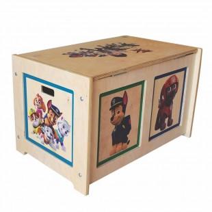 جعبه اسباب بازی لوکس باکس