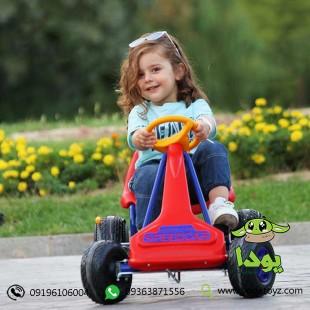 ماشین پدالی کودک مدل اسپیدکار