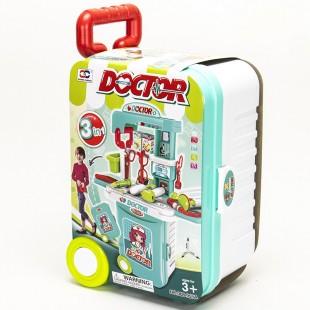 اسباب بازی ست پزشکی کودک