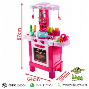 آشپزخانه بزرگ کودک