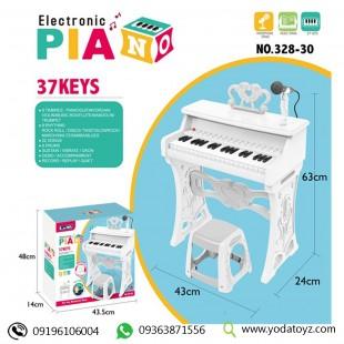 پیانو سفید کودک