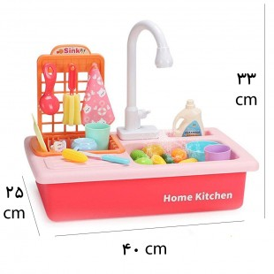 ابعاد سینک ظرفشویی اسباب بازی