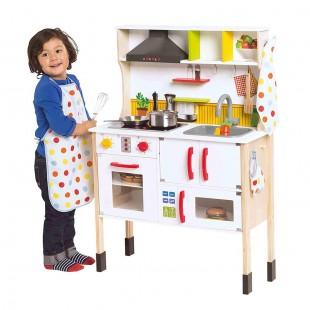 بزرگترین آشپزخانه چوبی کودک برند Toy Kitchen