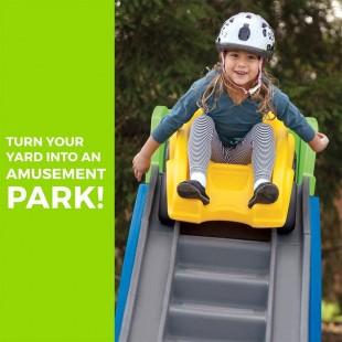 خرید سطح شیب دار با ماشین سوار شدنی کودک