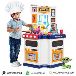 اسباب بازی آشپزخانه دخترانه مدل Grand Kitchen Set 922-111