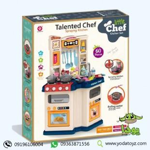 آشپزخانه اسباب بازی کودک برای هدیه