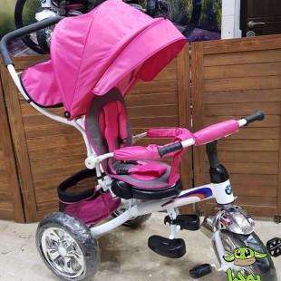 سه چرخه کودک سایبان دار مدل تیتان