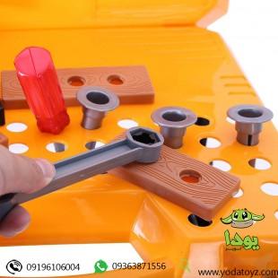 میز ابزار اسباب بازی