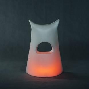 صندلی خرگوشی نورانی (LED) ارتفاع 78 سانتیمتر