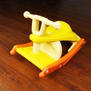 راکر کودک چندکاره زرد نوباوه