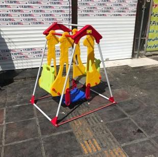 تاب دو نفره کودک مدل زرافه برند سپیده تویز sepideh toys