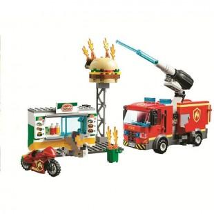 لگو بازی کودکان مدل شهر سازی برند LARY مدل cities کد 11213-