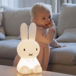 چراغ خواب اتاق کودک مدل خرگوش مدل MIFFY FIRST LIGHT