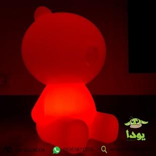 چراغ خواب اتاق کودک مدل خرس