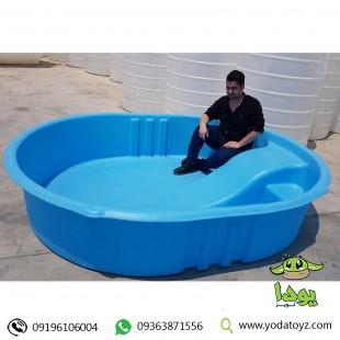 استخر آب بازی کودک مدل پیش ساخته kids big pool