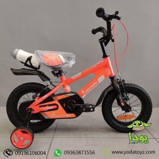 دوچرخه کودک سایز 12 برند CAPRIOLO مدل FREE RIDE