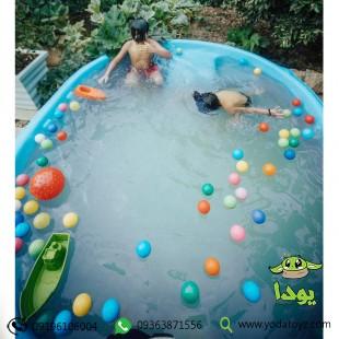 استخر آب بازی کودک