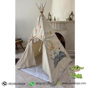 چادر سرخپوستی کودک