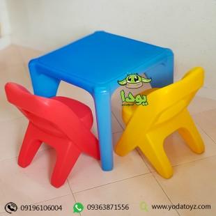صندلی کودک پلاستیکی