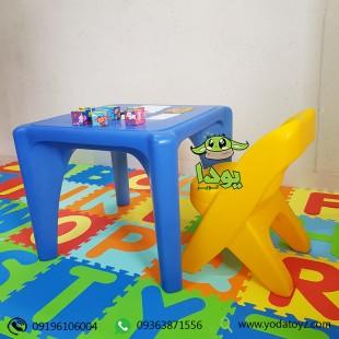 میز و صندلی پسرانه