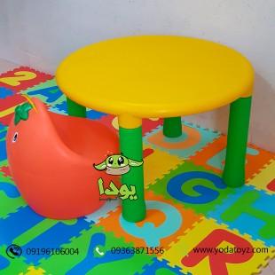 صندلی کودک پرتقالی یا چیکو