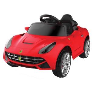 ماشین شارژی نیم شاسی کودک فراری مدل HL-1078دارای ریموت کنترل - FERRARI ride on car