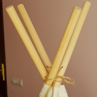فروش عمده چوب چادر سرخپوستی