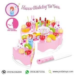 کیک تولد موزیکال 37 تکه مدل 88921