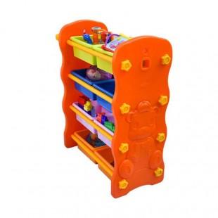 قیمت قفسه اسباب بازی کودک