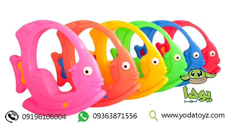 رنگبندی الاکلنگ ماهی سقفدار