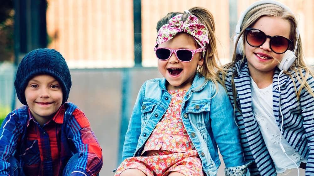 استقلال کودک در انتخاب لباس هایش