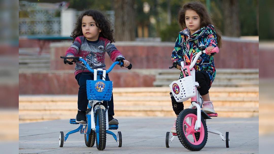 دوچرخه پدالی کودک
