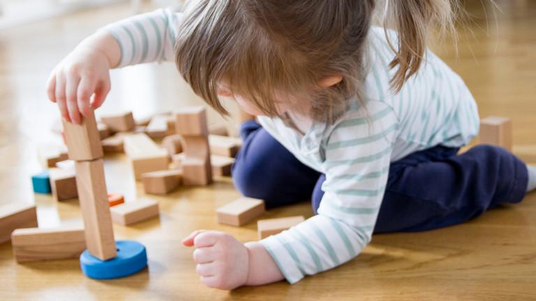 اسباب بازی بلوک چوبی