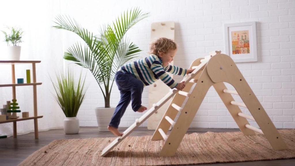 اسباب بازی ورزشی چوبی
