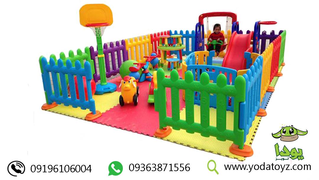 پارک پازی کودک