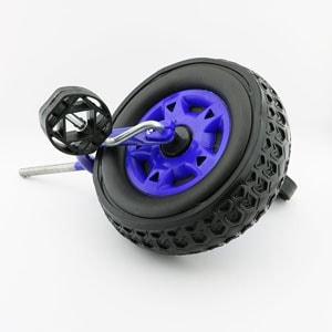 چرخ یدک سه چرخه میکی
