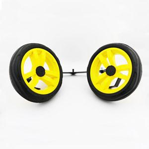 ماشین کودک با چرخ قوی