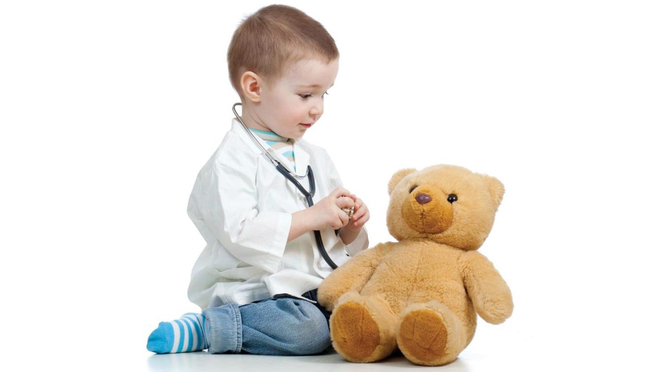 اسباب بازی پزشکی کودک