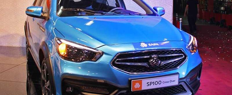 همه چیز در مورد خودرو جدید سایپا sp100