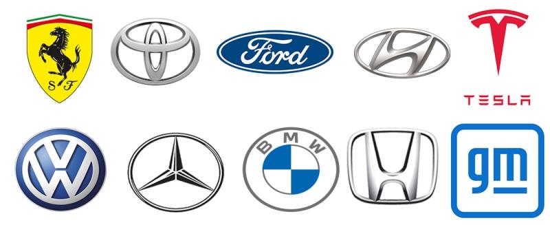 10 شرکت برتر خودرو سازی جهان