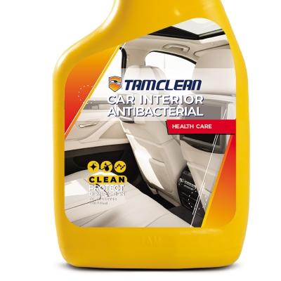 اسپری آنتی باکتریال و تمیزکننده داخل خودرو تام کلین 480 میلی لیتر