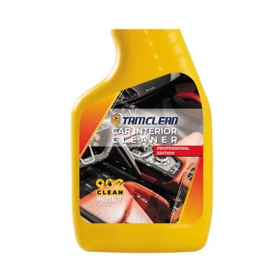 اسپری تمیزکننده داخل خودرو تام کلین مدل TC-DL480Y22 حجم 480 میلی لیتر