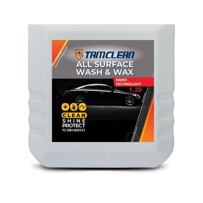کنسانتره کارواش بدون آب تام کلین مدل TC-DB1000Y21 حجم 1 لیتر