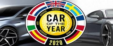 فهرست نهایی بهترین خودروی اروپا سال 2020 شامل هفت مدل فینالیست، توسط هیئت داوران منتشر شد.