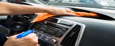 نکاتی دربارهی نظافت ماشین