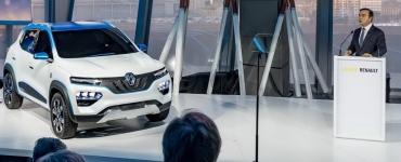 خودرو های الکتریکی جدید رنو در راه است