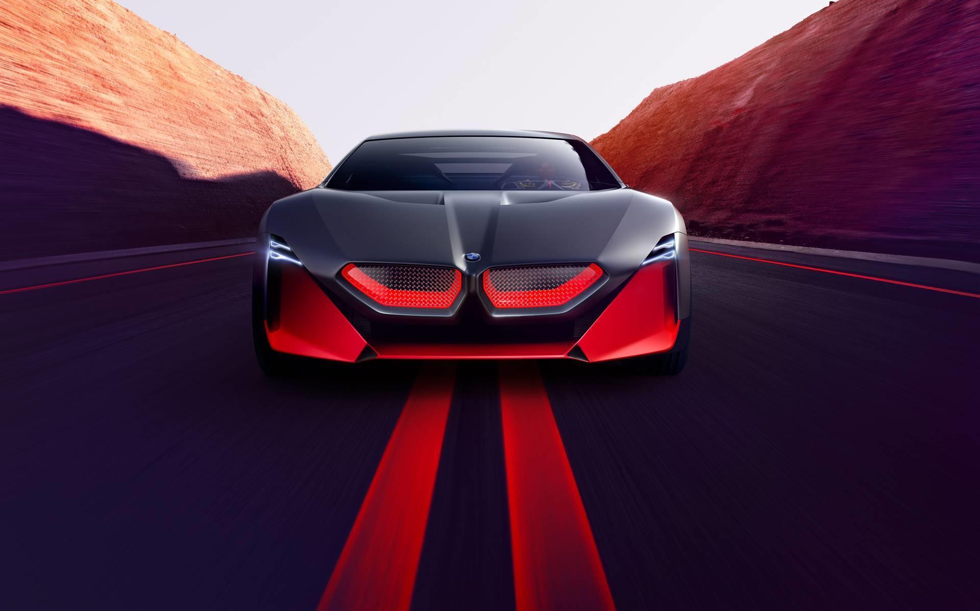 BMW M1 Super Sport red