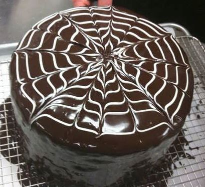 کیک زبرا در تنور مبتکر
