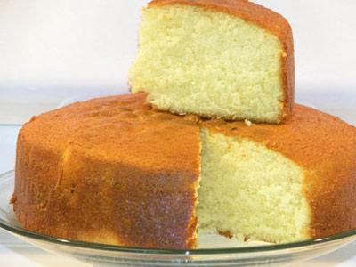 طرز تهیه کیک اسفنجی