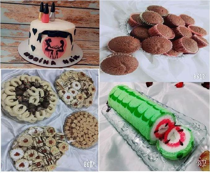 پخت کیک در تنور مبتکر